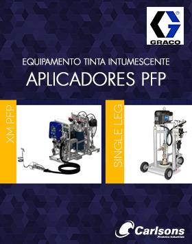Aplicadores PFP Graco