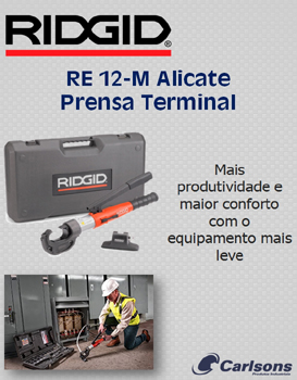 Ridgid Prensa Terminal